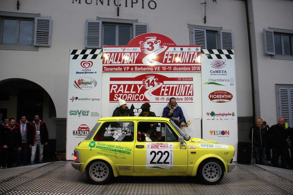 14 Rallystorico Fettunta Bossini Pistolesi