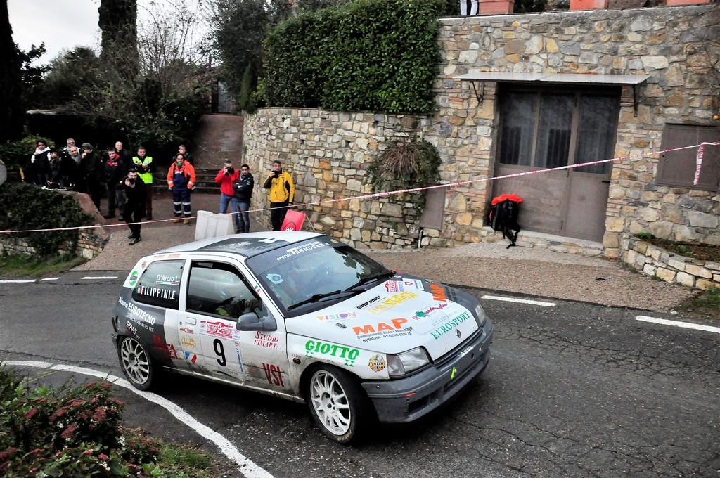 3 Rallyday Fettunta D'Arcio Filippini