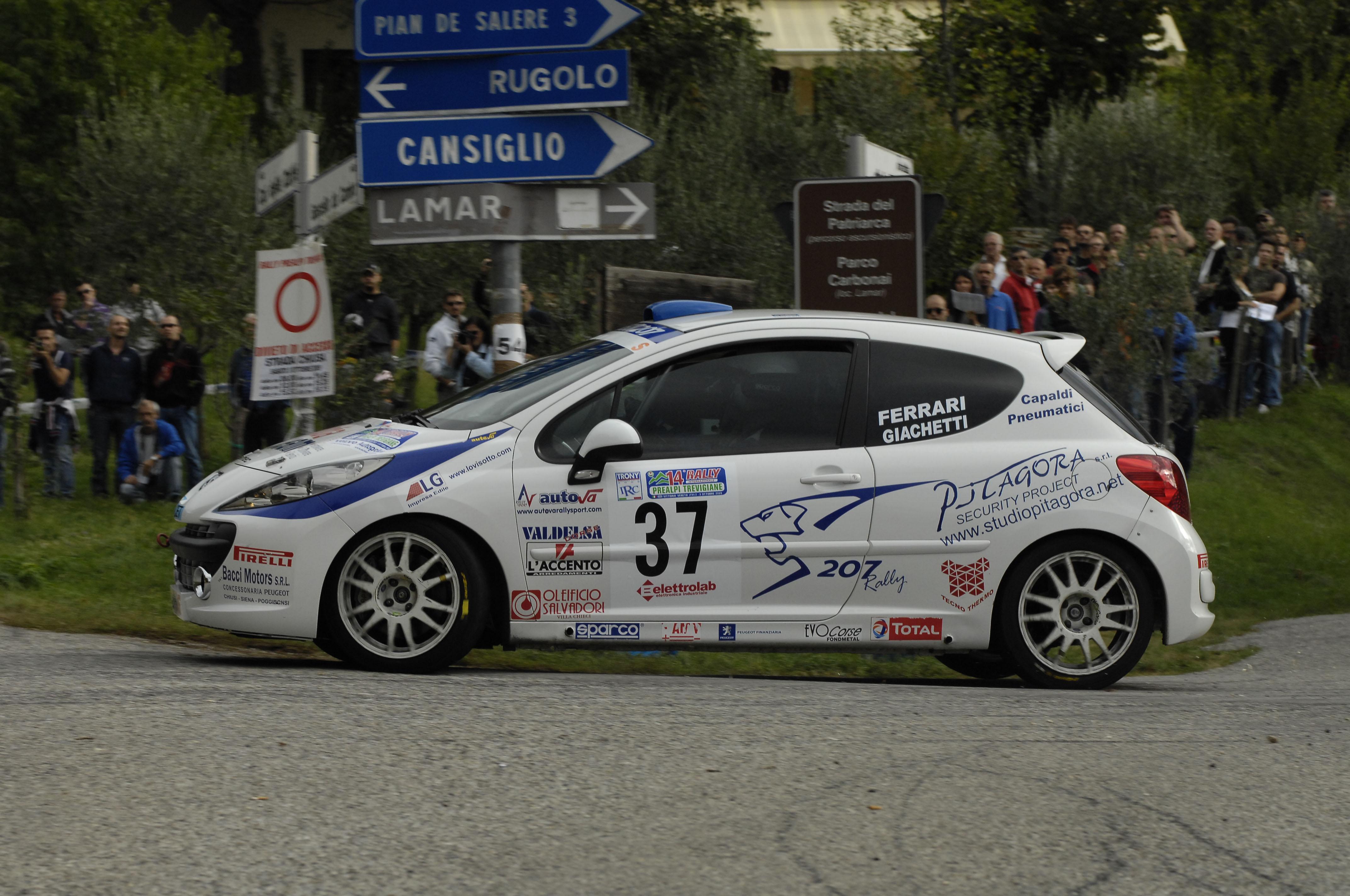 38° Rally della Fettunta
