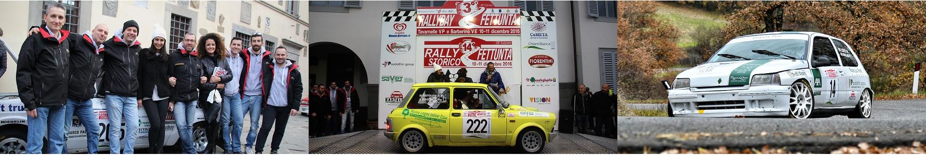 39° Rally della Fettunta