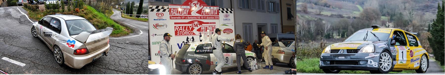 41° Rally della Fettunta