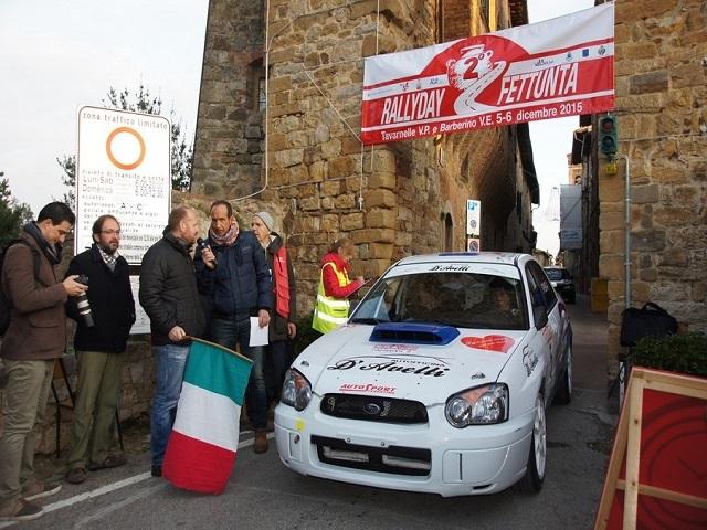 SINDACI rally_fettunta